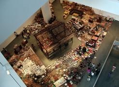 《用艺术推动世界:宋冬谈他的作品<不浪费> 》 James Hu, Julia He 撰