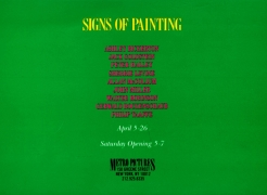 Signs of Painting