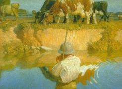 N.C. WYETH (1882-1945)