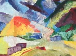 BEULAH STEVENSON (1890-1965)