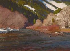 LEN CHMIEL : A Painter's Dialogue