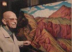 ALEXANDRE HOGUE (1898-1994)