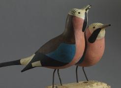 Coast to Coast: James Dodds and Guy Taplin