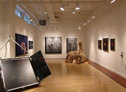 Open Source: George Mason University's School of Art Selected Student Exhibition