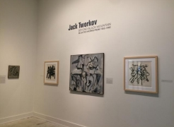 Jack Tworkov: Beyond Black Mountain, Selected Works From 1952–1982