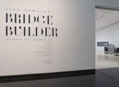 Siah Armajani: Bridge Builder