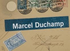 Varujan Boghosian: Eye ♥ Duchamp