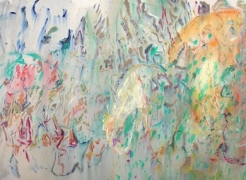 Larry Poons: New Paintings