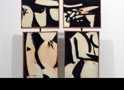 Irving Kriesberg: Changeable Paintings, 1956-1968