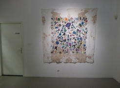 Teresa Margolles at Prince Claus Fund Gallery
