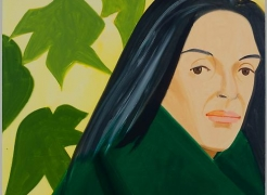 ALEX KATZ: Recent Paintings & Selected Prints