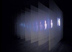 Bill Viola at the Fabric Workshop and Museum