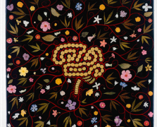 Fred Tomaselli at Begovich Gallery