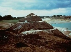 Robert Smithson at the Reykjavik Art Museum