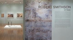Robert Smithson at the Dallas Museum of Art