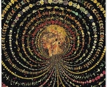 Fred Tomaselli at the Modern Art Museum Fort Worth