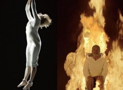 Bill Viola at the Redtory Museum of Contemporary Art