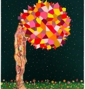 Fred Tomaselli at the Adelaide Festival