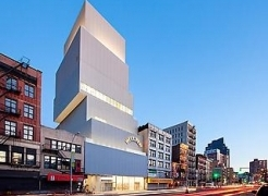 Byron Kim at New Museum of Contemporary Art