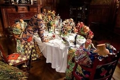 Yinka Shonibare, MBE at The Newark Museum