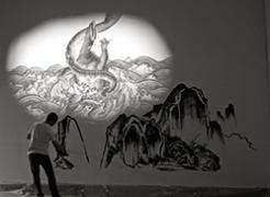 Yun-Fei Ji at Vancouver Art Gallery