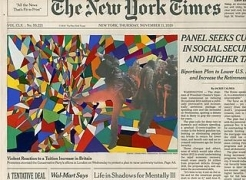 Fred Tomaselli at the University of Michigan Museum of Art