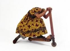 Yinka Shonibare at Morris-Jumel Mansion