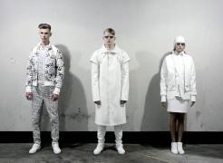 Seth Price / Tim Hamilton Fashion Show