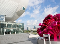 Love & Peace - ArtScience Museum at Marina Bay Sands