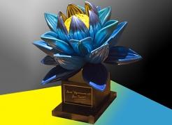 Quand fleurissent les sculptures