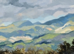 ROBIN GOWEN , Rise of Mountains