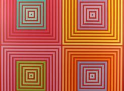 Richard Anuszkiewicz: New Work 2003-2012