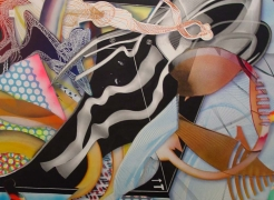 Frank Stella: The Marquise of O Paintings
