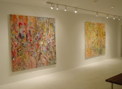 Larry Poons: New Work