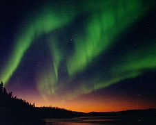 Images of the Aurora