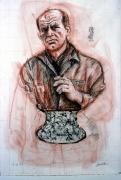 Robert Arneson, 'Jackson-Terminal Figure' 1982