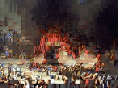 Rashid Rana: Scatter in Time