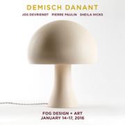 FOG Design + Art 2016: Booth 206