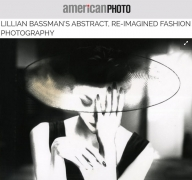 Lillian Bassman in American Photo