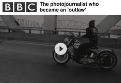 Danny Lyon on the BBC