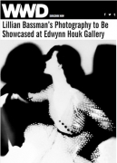 Lillian Bassman in Women's Wear Daily