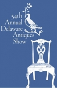 Exhibiting at the 54th  Annual Delaware Antiques Show