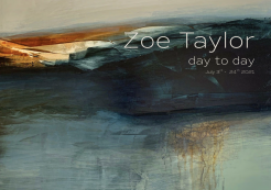 Zoe Taylor   Day To Day   July 3rd to July 24th 2021   Exhibition Catalogue