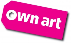 Own Art interest free loans now available through the gallery.