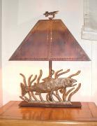 Trout Lamp