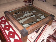Arrow Coffee Table