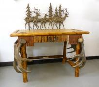 Elk and Moose Desk
