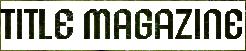 Title Magazine