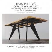 Jean Prouve: Kukje Gallery, Seoul Korea 2.28.2005