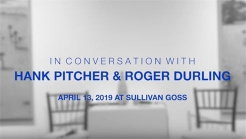 IN CONVERSATION WITH HANK PITCHER & ROGER DURLING